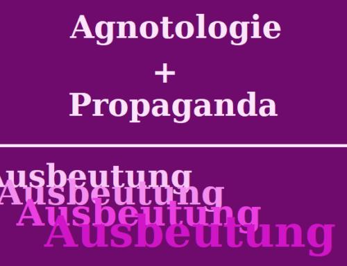 Agnotologie – Warum die Lehre vom Nicht-Wissen so wichtig ist