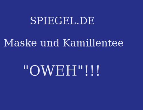 "Spiegel.de – ""Oweh""!"
