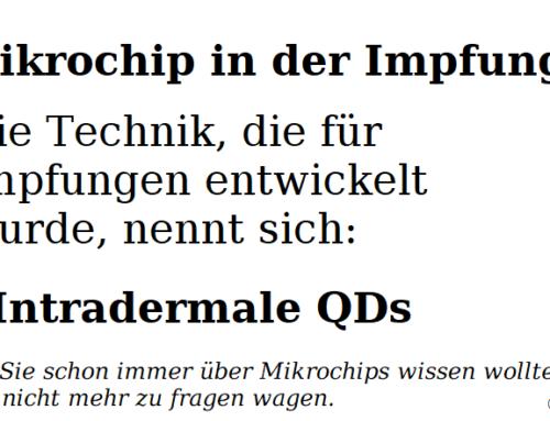 Was Sie schon immer über Mikrochips wissen wollten, …