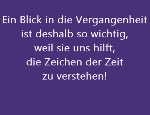 """Widerstand """"Einst und Jetzt"""""""